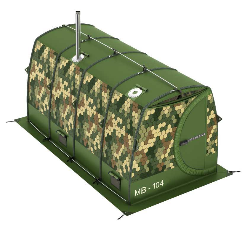 Mobil badstue telt Mobiba MB-104 kjøp i Norge i butikk