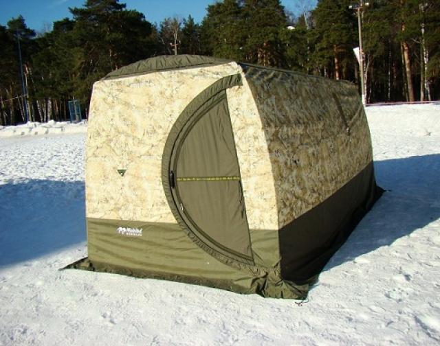 Mobiba badstue telt MB-442 M2