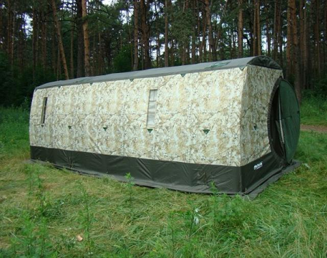 Mobiba badstue telt MB-552 M2