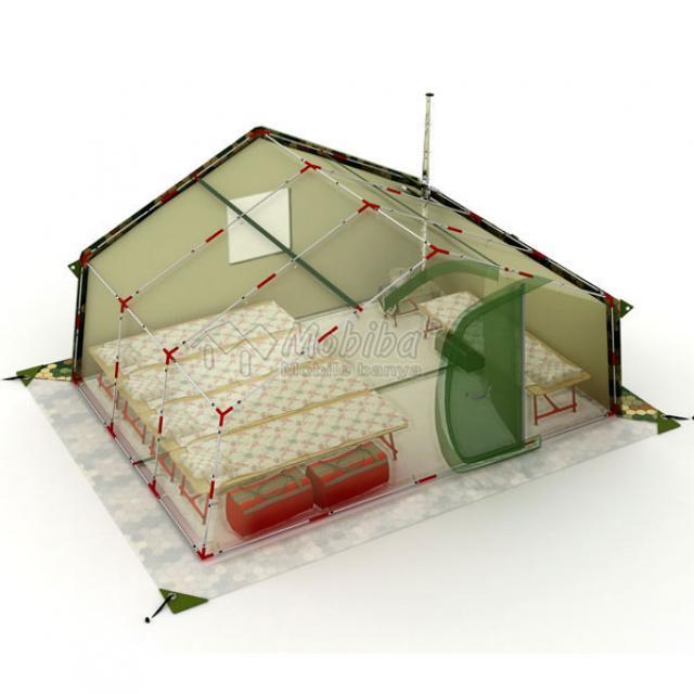 Familie og Lagstelt Komplette telt for familier og store