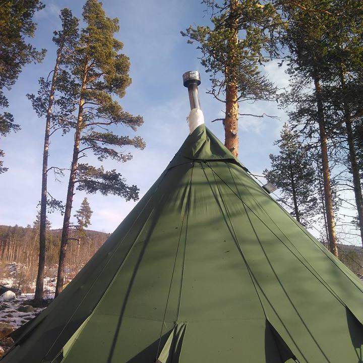 Lavvo Vedovn Sogra 3. Langtidsbrennende oppvarmings vedovn Sogra 3 kjøp i Norge i butikk