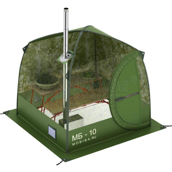 Mobiba Badstue Telt MB-10 kjøp i Norge i butikk