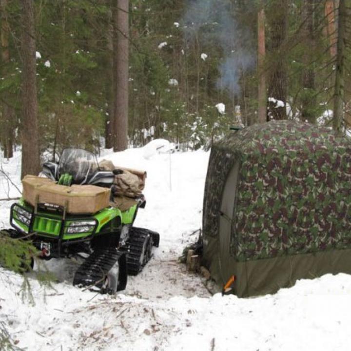 Vinter Badstue Telt Mobiba MB-22 kjøp i Norge i butikk